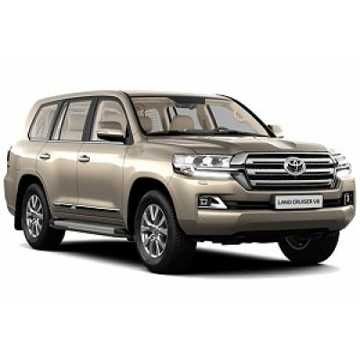 Toyota Land Cruiser 200 2016-